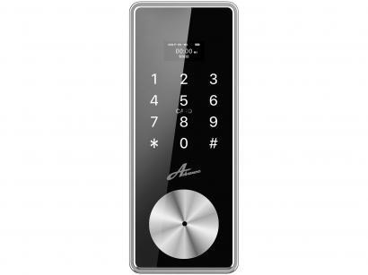 Fechadura Digital Advance Milre Code Tech 5200 - com Senha e Cartão Interna de Embutir
