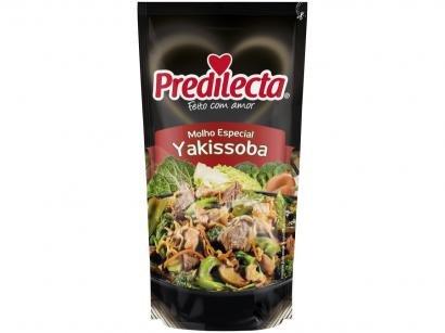 Molho Especial Yakissoba Predilecta 0754 - 300g