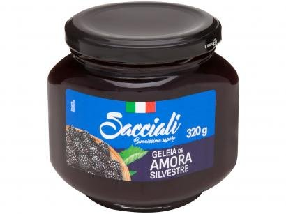 Geleia Amora Silvestre Sacciali Premium - 320g
