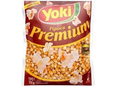 Milho de Pipoca Yoki Premium - 500g