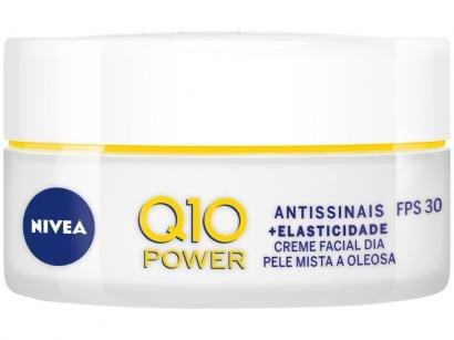 Creme Antissinais Facial Diurno Nivea Q10 Power - 50g