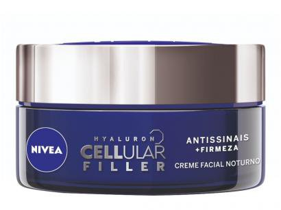 Creme Facial Antissinais Nivea Cellular Noite 50ml