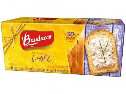 Torrada Bauducco Light Salgada - 142g