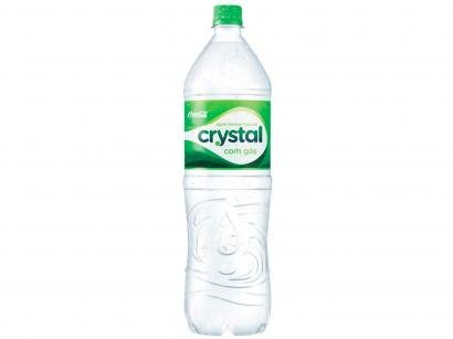 Água Mineral Crystal com Gás 1,5L