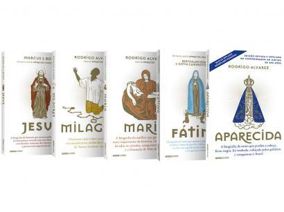 Combo Livros - Biografias Religiosas
