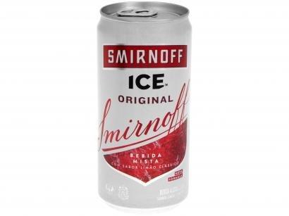 Smirnoff Ice Limão Clássico - 269ml