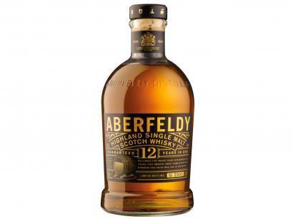 Whisky Aberfeldy Single Malt Escocês 12 anos 750ml