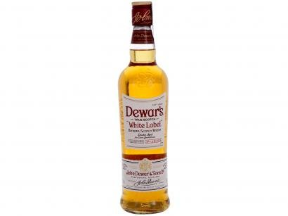 Whisky Dewars White Label Escocês 750ml