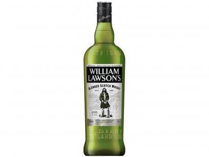 Whisky William Lawsons Finest Escocês - 1L