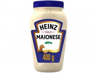 Maionese Tradicional Heinz - 400g