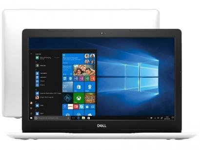 Notebook Dell Inspiron 15 3000 i15-3584-A20B - Intel Core i3 4GB 256GB SSD...