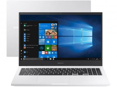 "Notebook Samsung Book E20 Intel Celeron Dual-Core - 4GB 500GB 15,6"" Windows 10"