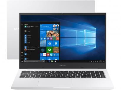 "Notebook Samsung Book X40 Intel Core i5 8GB 1TB - 15,6"" Placa de Vídeo 2GB Windows 10"