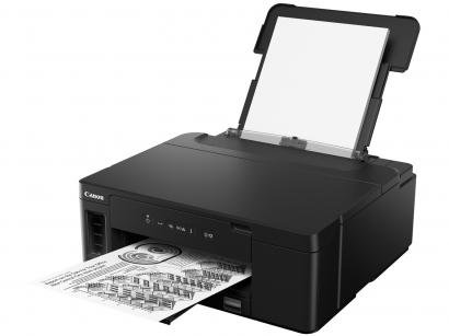 Impressora Canon GM2010 Tanque de Tinta - Preto e Branco Wi-Fi USB