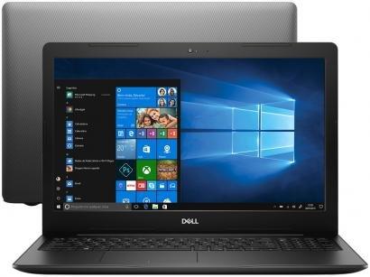 "Notebook Dell i15-3583-FS1P Intel Core i5 8GB - 256GB SSD 15,6"" HD Windows 10"