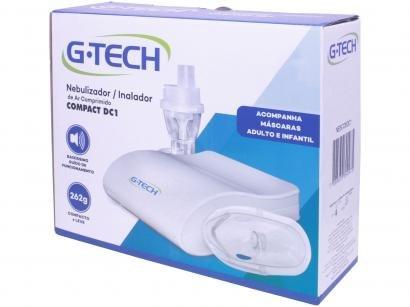 Nebulizador/Inalador Portátil G-Tech - NEBCOMDC1