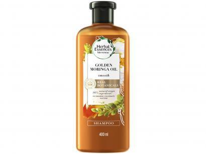 Shampoo Herbal Essences Óleo de Moringa - Bío:renew 400ml