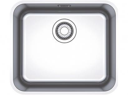Cuba para Cozinha Franke Inox de Embutir - Retangular 47,5x41cm Prática Bell Unica BCX 110-45