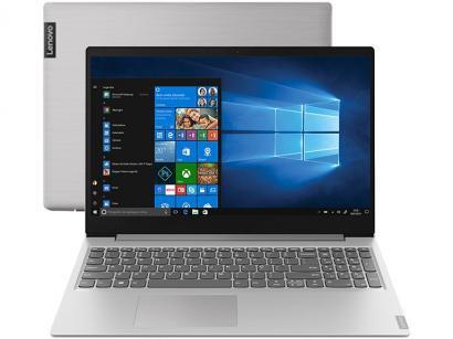"Notebook Lenovo Ideapad S145 81S9000LBR Intel Core - i5 8GB 256GB SSD 15,6""..."