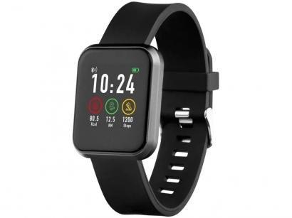 Smartwatch Atrio Londres Preta 4,3cm - 512Kb
