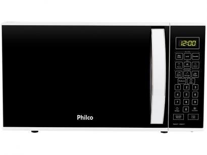 Micro-ondas Philco 21L PMO21P - Preto