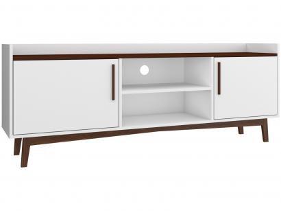 """Rack para TV 50"""" 2 Portas BRV Móveis - Wood BPI 115-209"""