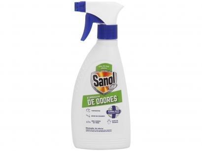 Eliminador de Odores Sanol A7 Lavanda 330ml
