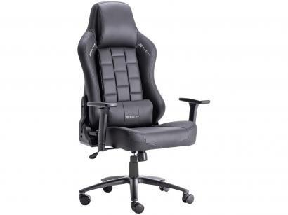 Cadeira Gamer XT Racer Reclinável Preta - Armor X1 Series XTR-009