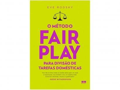 O Método Fair Play para Divisão de Tarefas - Domésticas Eve Rodsky