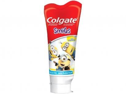 Creme Dental Infantil Colgate Smiles Minions - 100g