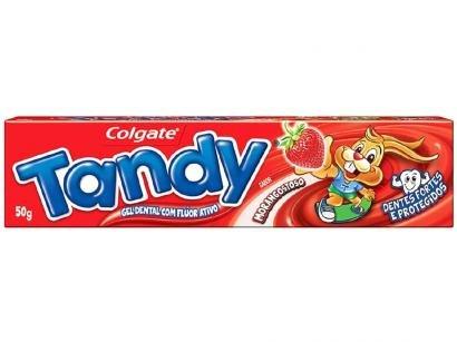 Creme Dental Infantil Colgate Tandy Morangostoso - 50g