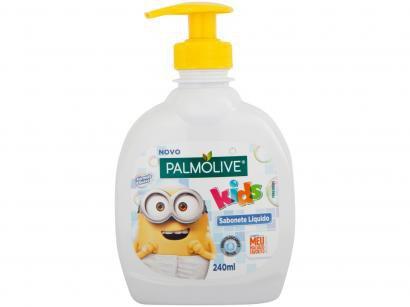 Sabonete Líquido Palmolive Kids Minions - 240ml