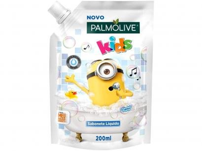 Sabonete Líquido Palmolive Kids Minions - 200ml