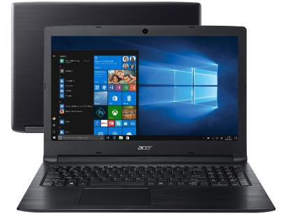 "Notebook Acer Aspire 3 A315-53-P884 - Intel Pentium Gold 4GB 500GB 15,6""..."
