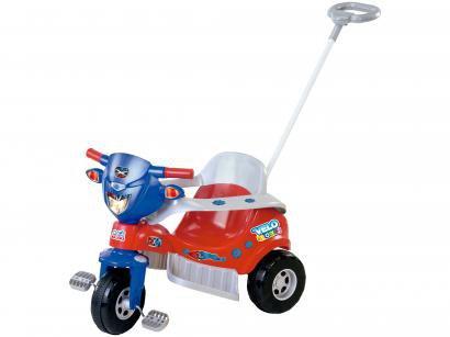 Triciclo Infantil Velo Toys Tico Tico - com Empurrador Magic Toys