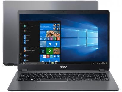"Notebook Acer Aspire 3 A315-54-54B1 Intel Core i5 - 8GB 1TB Tela 15,6"" Windows..."
