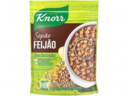 Sopão Instantânea Feijão Knorr - 194g