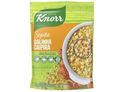 Sopão Instantânea Galinha Caipira Knorr - 194g