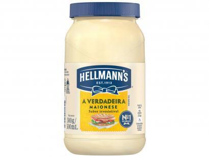 Maionese Hellmanns Tradicional - 500g