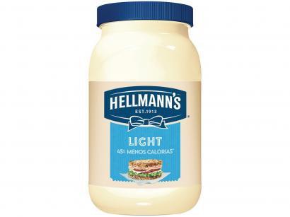 Maionese Hellmanns Light - 500g