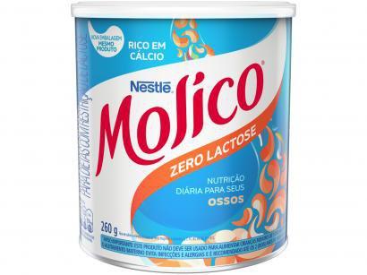 Leite em Pó Zero Lactose Molico - 260g