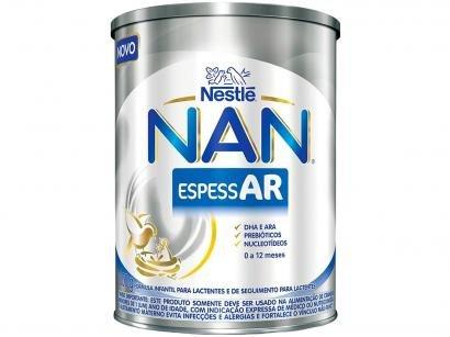 Fórmula Infantil Nestlé Espessar NAN Integral - 800g