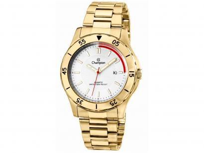 Relógio Masculino Champion Analógico CA30150H - Dourado
