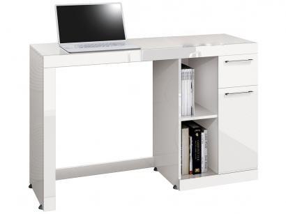 Mesa para Computador 1 Gaveta 1 Porta - EDN Móveis Doris