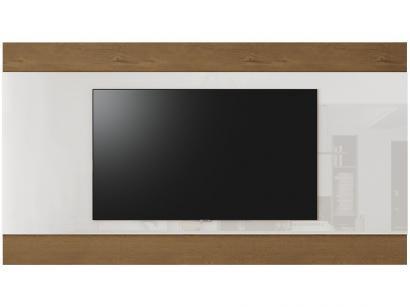"Painel para TV até 55"" EDN Móveis Class - Merlot 1,80"