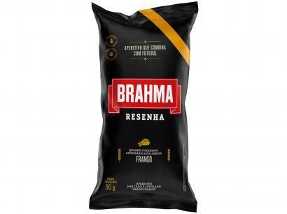 Salgadinho Resenha Frango 50g - Brahma