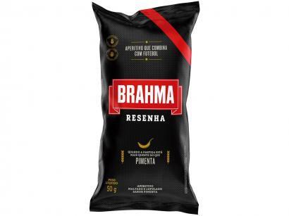 Salgadinho Resenha Pimenta 50g - Brahma
