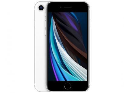 "iPhone SE Apple 256GB Branco 4,7"" 12MP iOS"