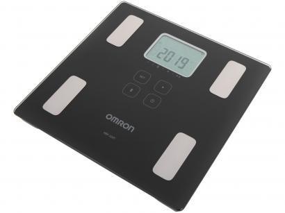 Balança Digital de Bioimpedância Bluetooth - até 150kg Omron HBF-222T