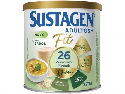 Complemento Alimentar Sustagen Adulto Fit - 370g